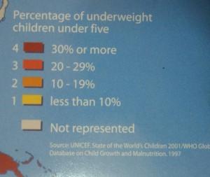 underweight children under five_info