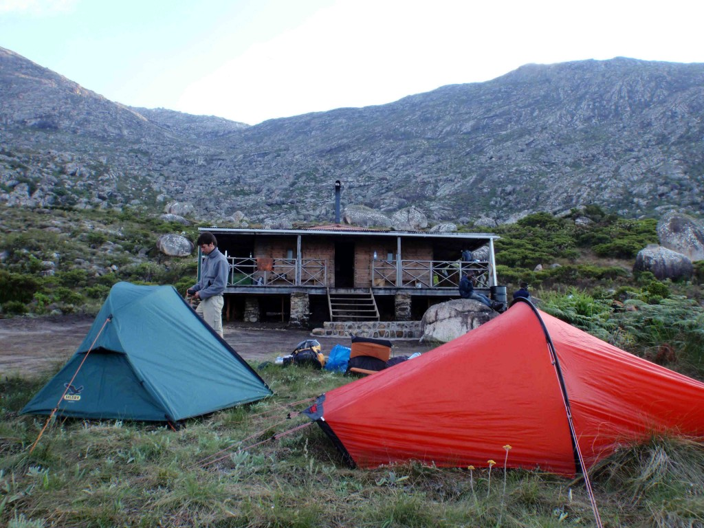 Chisepo hut overview