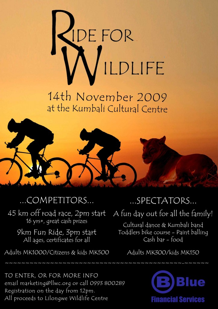 Ride for Wildlife