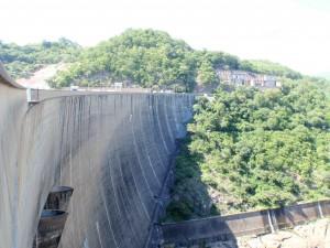 Dammväggen