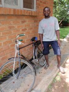 Trädgårdsmästaren och den begagnade cykeln